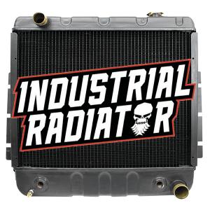 Hyster Forklift Radiator - 17 x 22 3/4 x 2 3/4