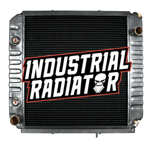 Hyster/Yale Forklift Radiator - 19 3/4 x 22 x 2 7/8
