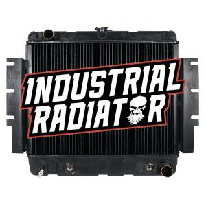 Hyster Forklift Radiator - 17 x 22 1/4 x 3
