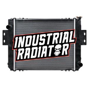 Tai-Lift/World-Lift Forklift Radiator - 19 3/4 x 16 1/2 x 1 5/8 (PTR)