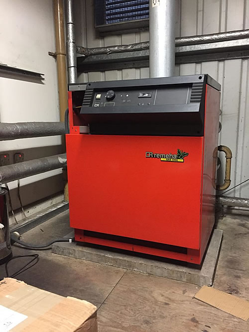 CR Remeha - Gas (Natural and LPG) and Oil Fired Boiler