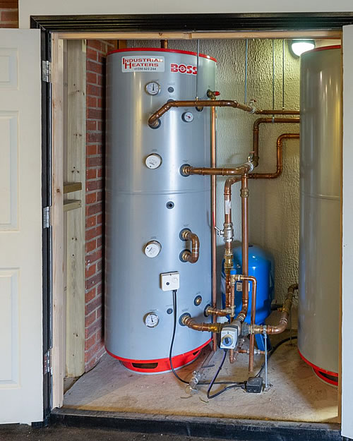 Hotel & Spa, New Forest Replacement Boiler System