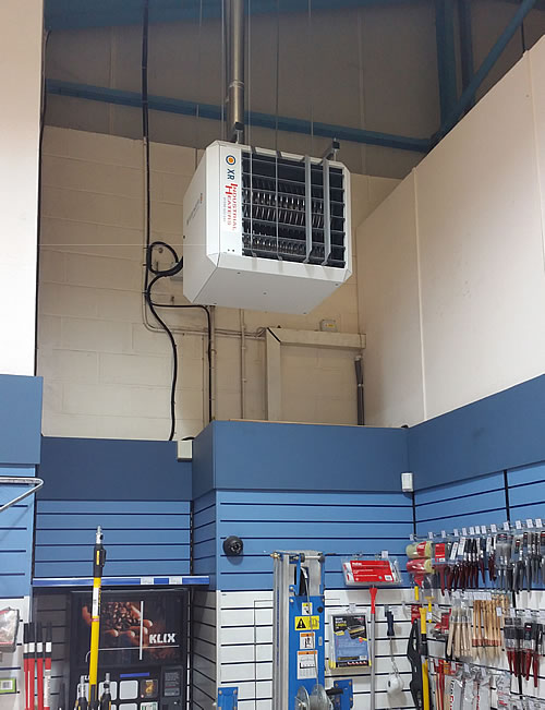 XR air conditioning unit
