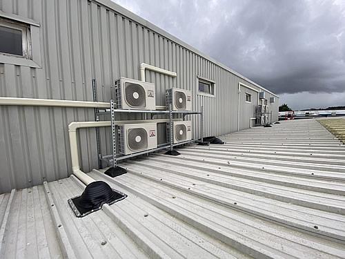 Engineering Workshop, Engineering Workshop, Installation of Air Conditioning Installation of Air Conditioning in Ferndown Dorset