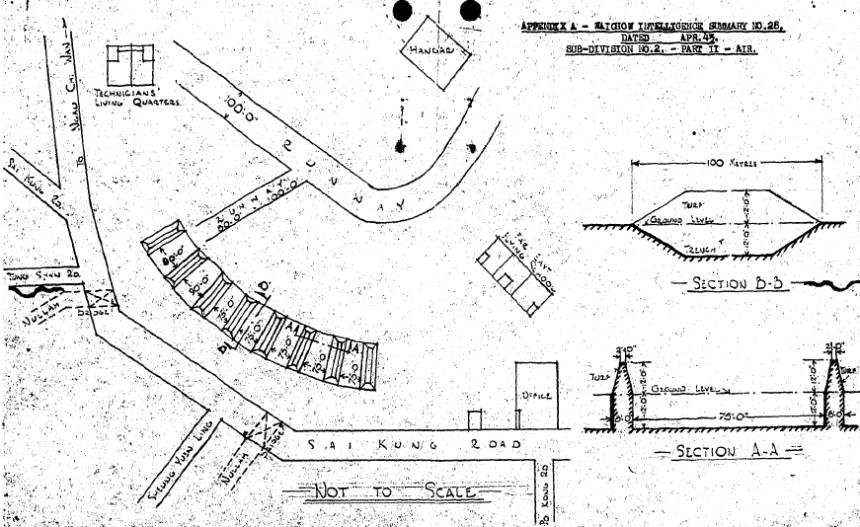 BAAG Report WIS #28 25.4.43 Kai Tak sketch snipped