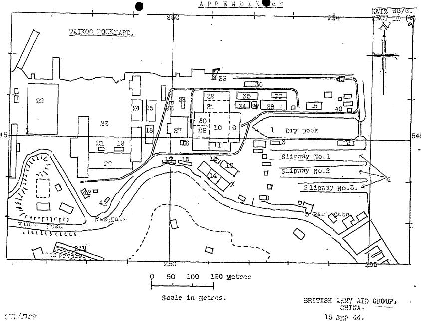 Taikoo Dockyard BAAG map ER