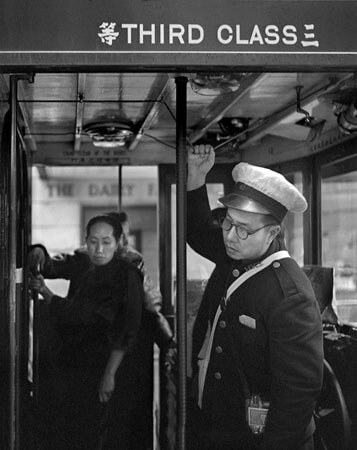 Tram Conductor Photo From Web Joseph Tse