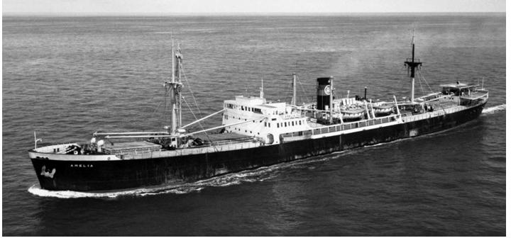 Teh Hu Steamship Image 3 York Lo