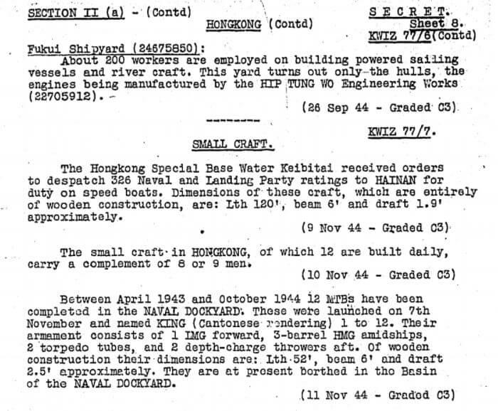 BAAG Report KWIZ #77 G1