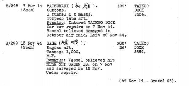 BAAG Report KWIZ #78 E2