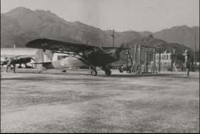 Shatin Airfield, Daily Life Image 9 Peter Howell