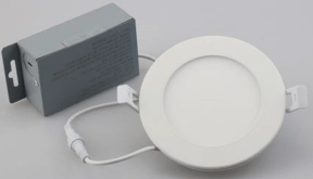 recessed panel led inch