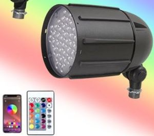 RGB LED Bullet Flood Light