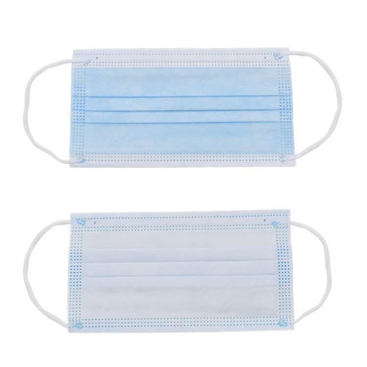 ply disposable face mask