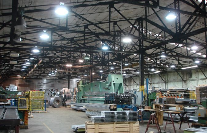 Industrial High Bay Lighting Industrial Induction Lights