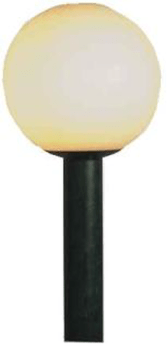 LED Traditional Globe Pole Top Lighting