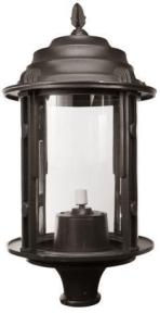 LED Architectural Post Top Lanterns
