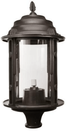 LED Architectural Post Top Lanterns