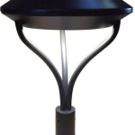 CLP LED Architectural SlimPost Top Fixtures 5001 by Crystal