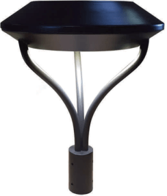 CLP LED Architectural SlimPost Top Fixtures
