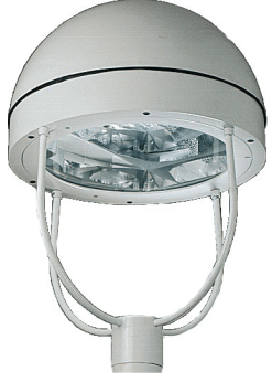 CLP LED Round Post Top  Fixtures