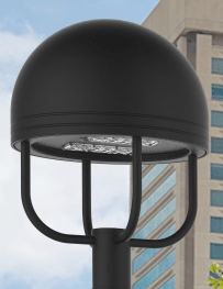 LED Round Post Top Fixtures