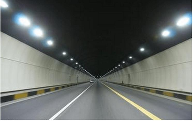led tunnel lighting