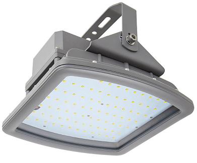 Led explosion proof lighting hazardous location light fixtures