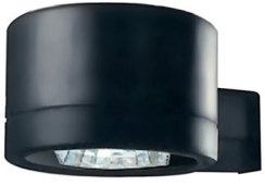 CLP LED  Round Flat Post Top
