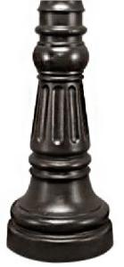 Decorative Light Pole Base Covers