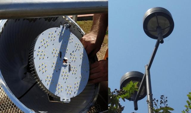 Outdoor LED Retrofit Kits