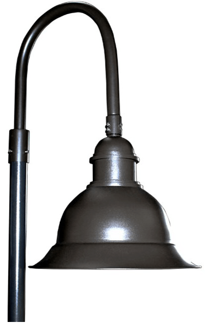 Bell Shaped Outdoor Lighting