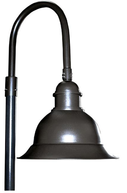 Bell shaped outdoor lighting led area light walkways pathways post bell shaped outdoor lighting aloadofball Images