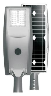 ledsion solar led streetlight
