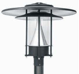 LED Architectural Post Top Lighting