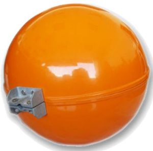 Aircraft Warning Sphere Power Line Marking