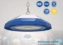 NSF Certifies LED Lighting