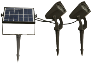 All In One Solar Spot Lights