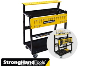 BuildPro® Tool Cart