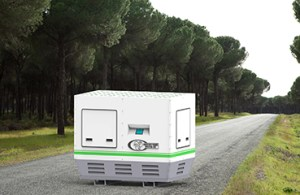 green hydraulic