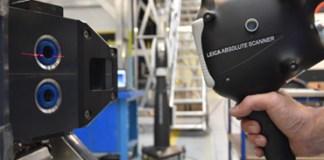 Leica Absolute Tracker AT960-SR, Hexagon Manufacturing Intelligence, Leica Absolute Tracker