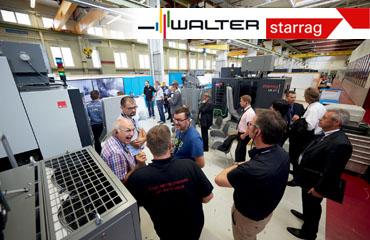 Walter, Starrag, Turbine Technology Days