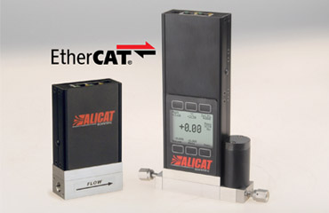 ALICAT, EtherCat Protocol, EtherCat