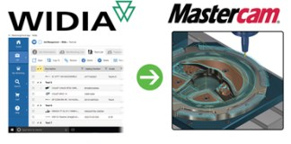 Mastercam, WIDIA Data Solution