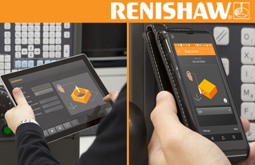 Renishaw, Smart App, App