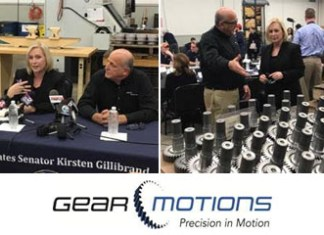 Gear Motions, Gillibrand