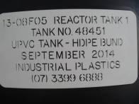 CNC Cut Labels