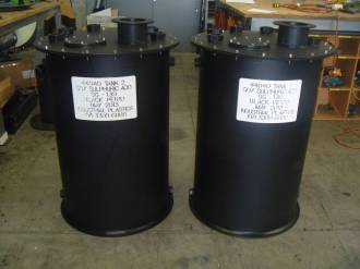 PE100 Tanks - Sulphuric Acid 50%