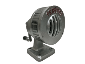 Hand Operated Siren