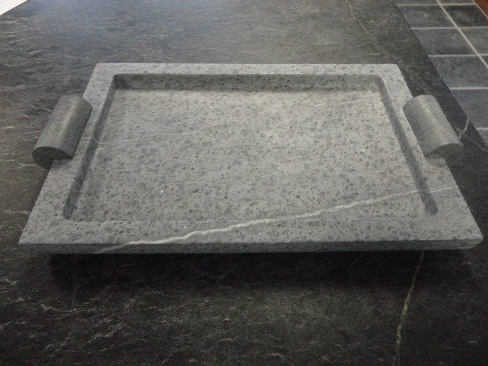Soapstone Tray